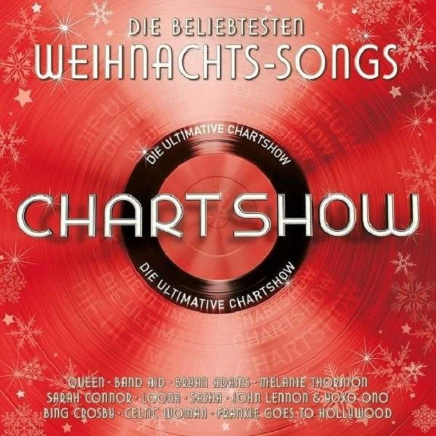 die ultimative chartshow weihnachts songs tracklist. Black Bedroom Furniture Sets. Home Design Ideas