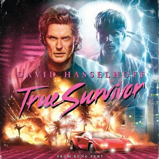 David Hasselhoff - True Survivor
