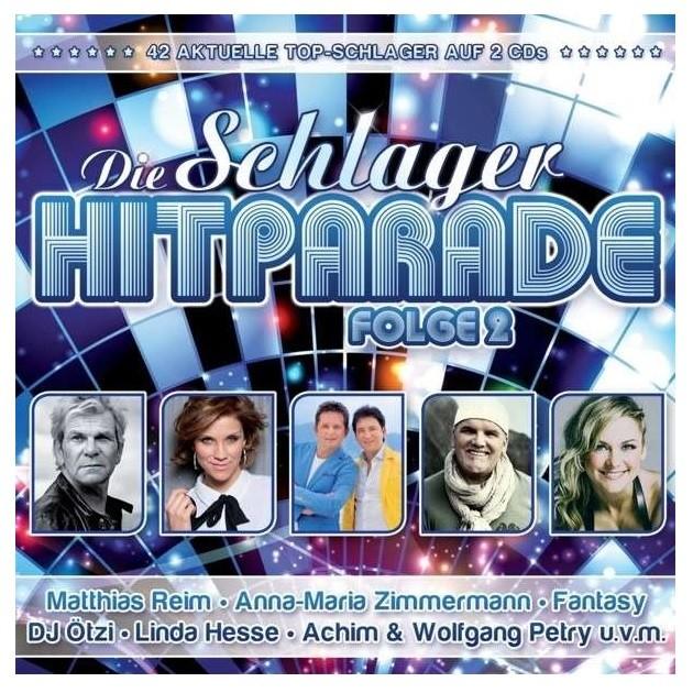 Die Schlager Hitparade Folge 2