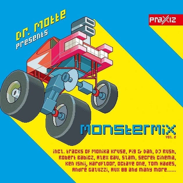 Dr.Motte Monster Mix 2