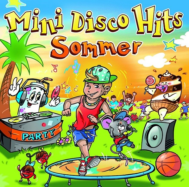 Mini Disco Hits-Sommer