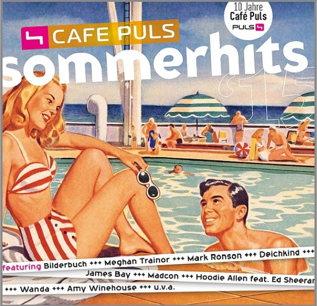 Cafe Puls Sommerhits 2015