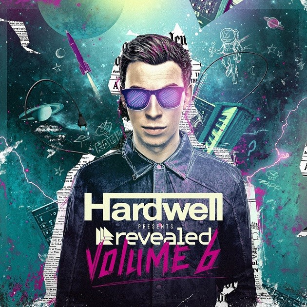Hardwell Presents Revealed 6