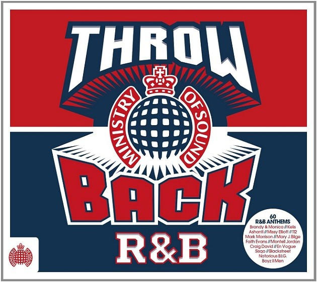 Ministry of Sound Throwback R&B