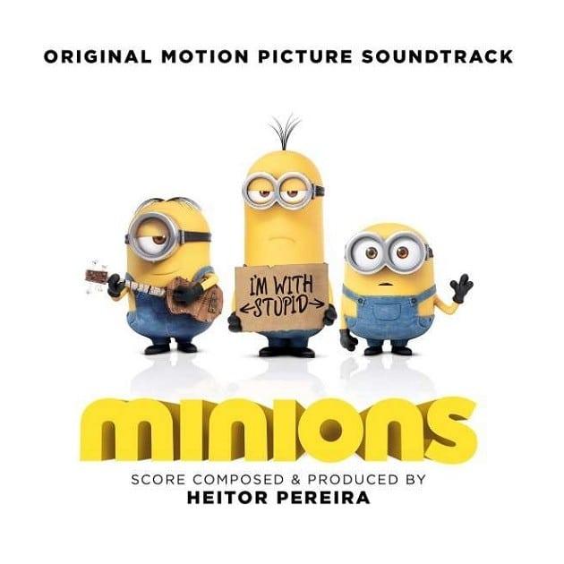Soundtrack Minions 2015