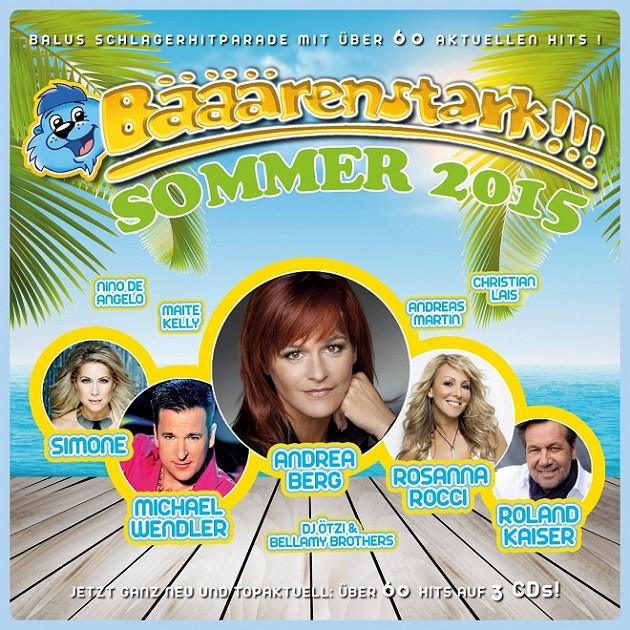 Bääärenstark Sommer 2015