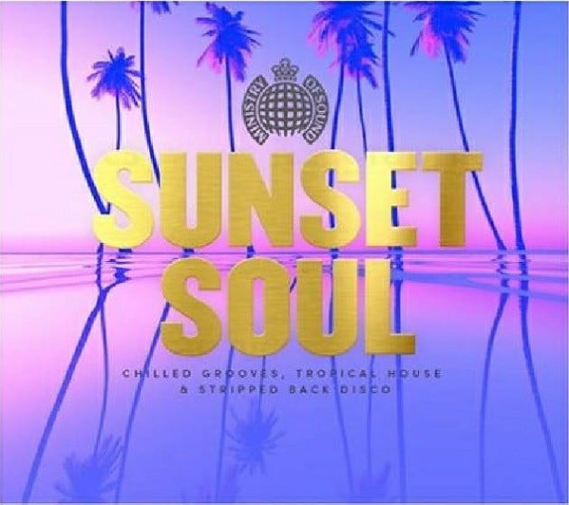 Ministry of Sound Sunset Soul