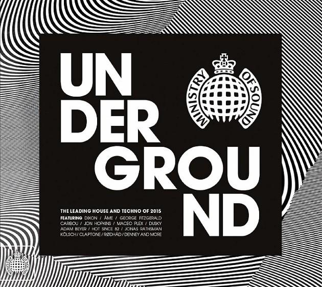Ministry of Sound - Underground 2015