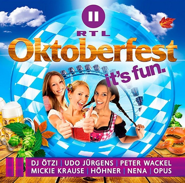 RTL 2 It's Fun Oktoberfest