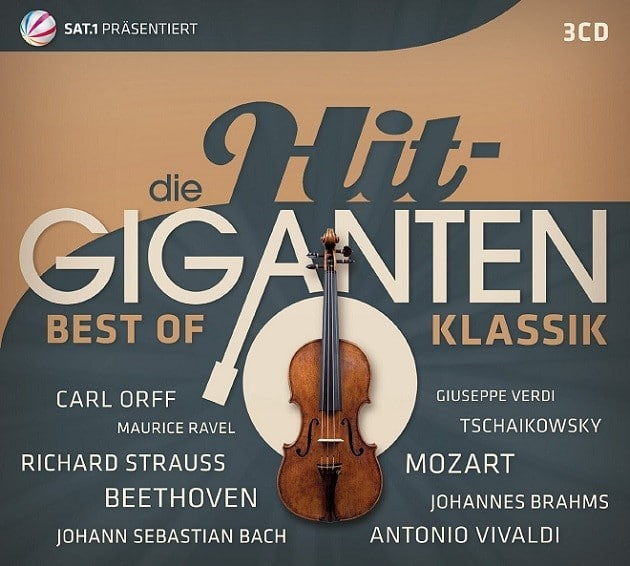 Die Hit Giganten Best of Klassik
