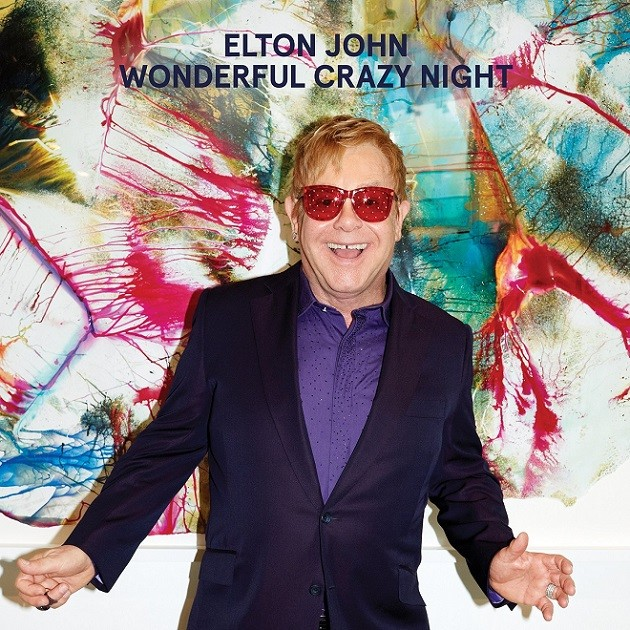 Elton John - Wonderful Crazy Night