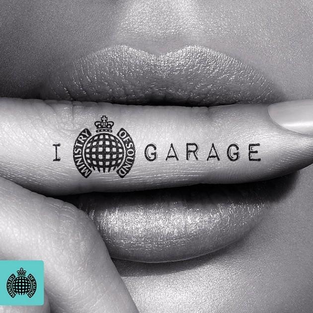 Ministry of Sound I Love Garage