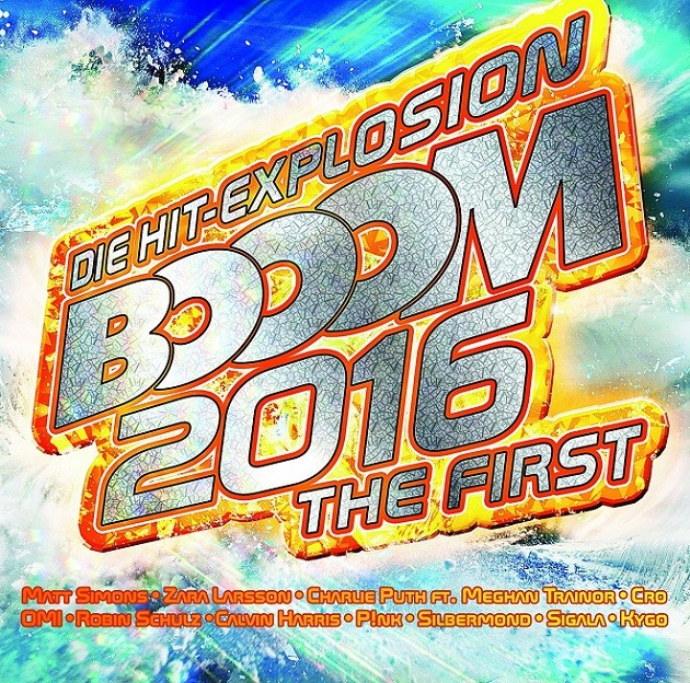 Booom 2016 the First