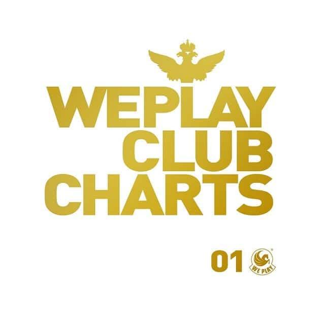 Weplay Club Charts 1