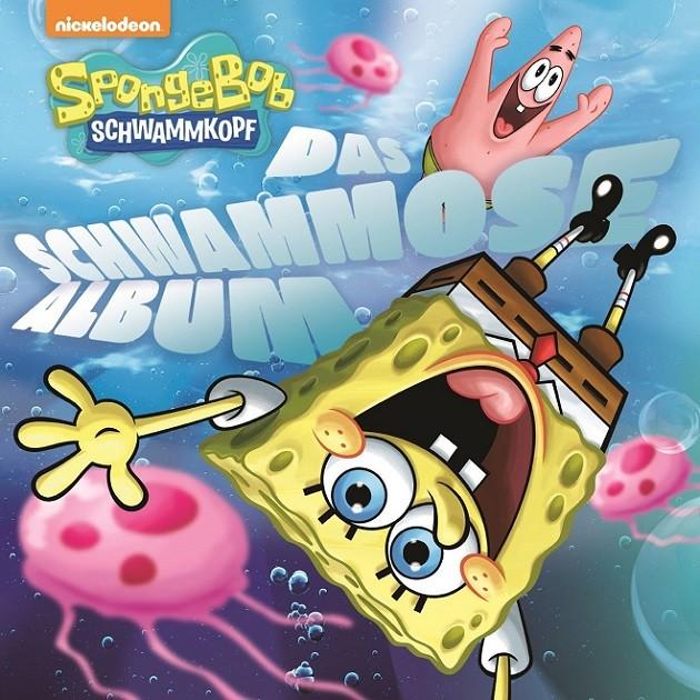 Spongebob das Schwammose Album