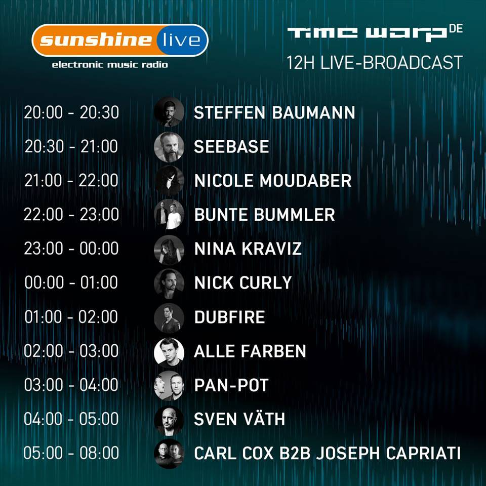 TimeWarp-Live