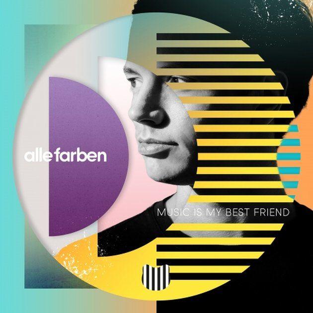 Alle Farben Album Cover 2016
