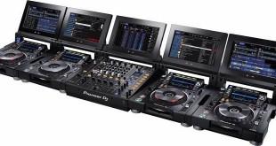 Pioneer DJ TOUR System
