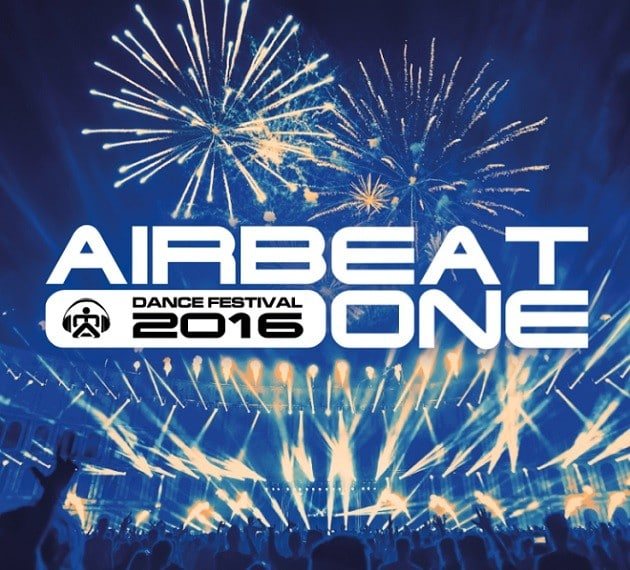 Airbeat One 2016 soundtrack