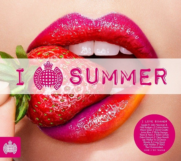 Ministry of Sound I Love Summer