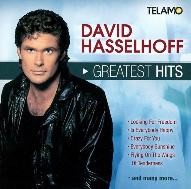 David Hasselhoff - Greatest Hits