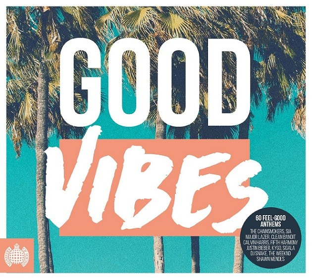 Ministry of Sound Good Vibes