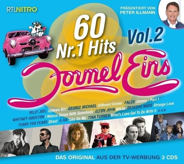 Formel Eins 60 Nr.1 Hits 2