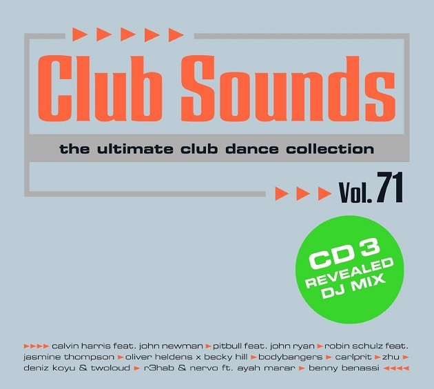 Club Sounds 71