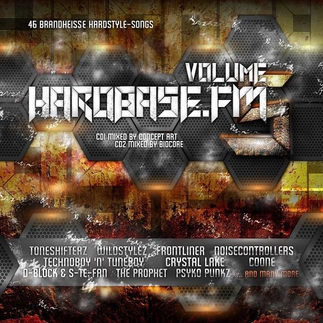 HardBase.FM Volume 5