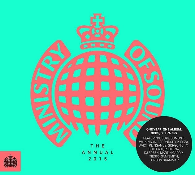 Ministry of Sound The Annual 2015