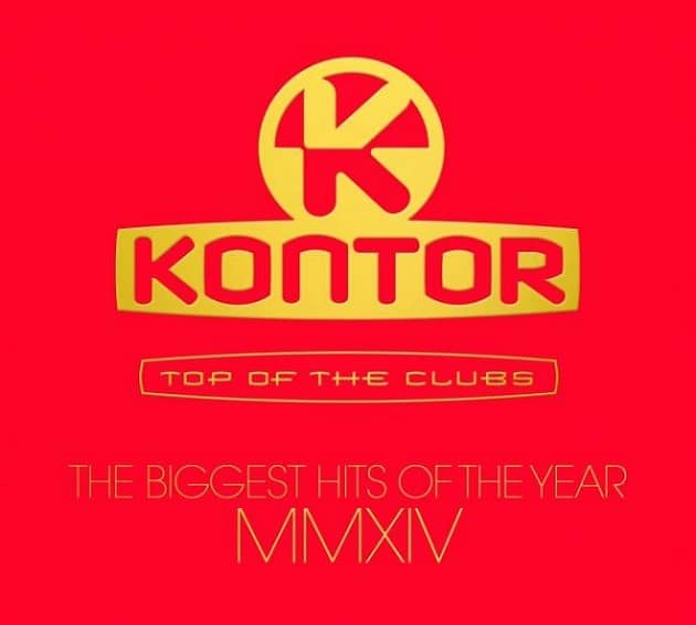 Top Of The Clubs - The Biggest Hits Of The Year MMXIV