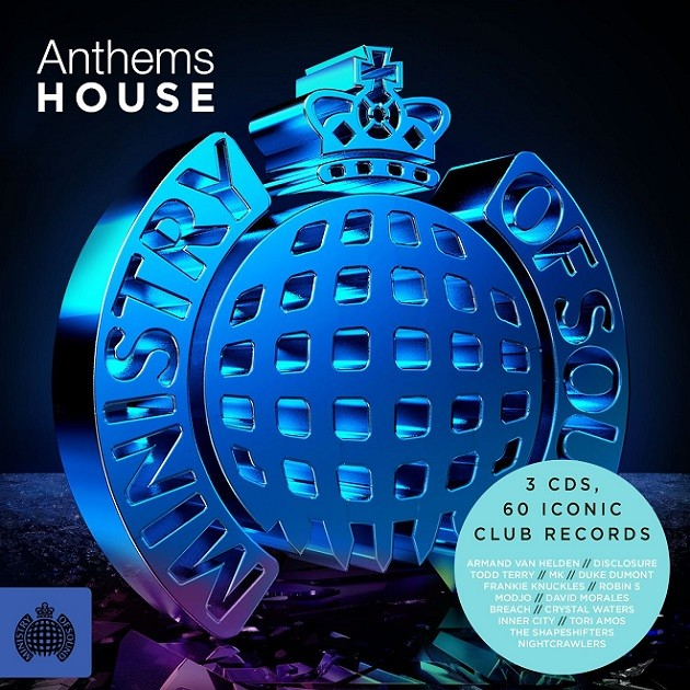 Ministry of Sound Anthems House