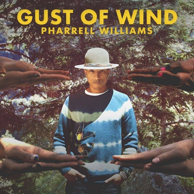 Pharrell Williams - Gust of Wind