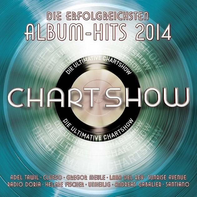 Die Ultimative Chartshow - Album-Hits 2014