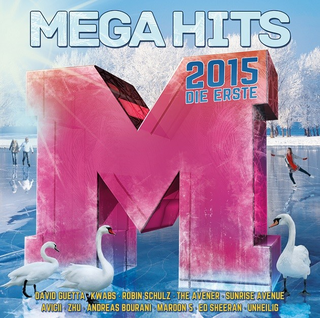 Mega Hits 2015 die Erste
