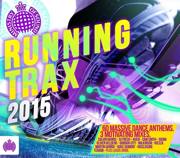Ministry of Sound Running Trax 2015
