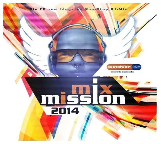 Sunshine Live - Mix Mission 2014
