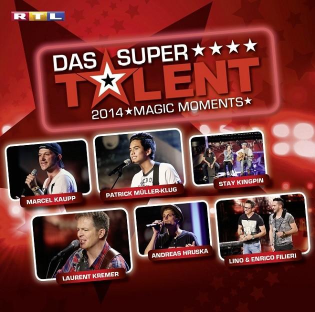 Supertalent 2014 - Magic Moments