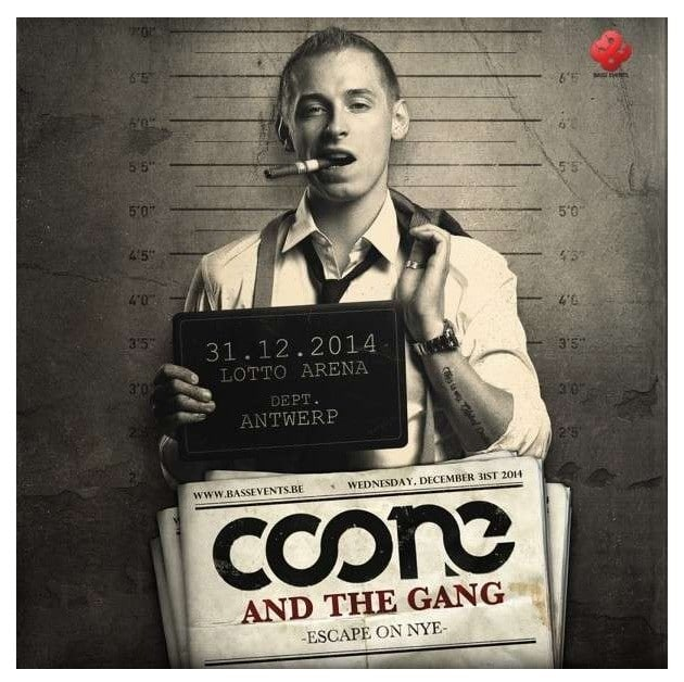 Coone & the Gang - Escape on Nye