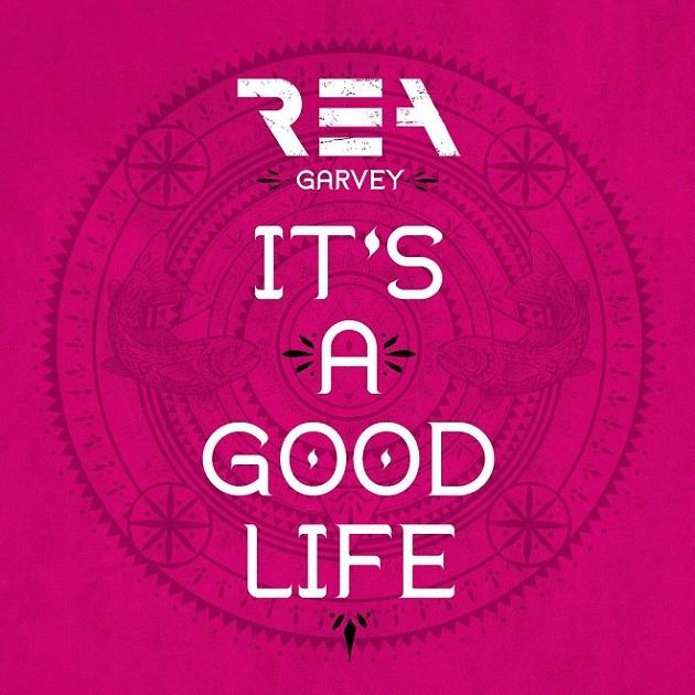 Rea Garvey - It's a Good Life