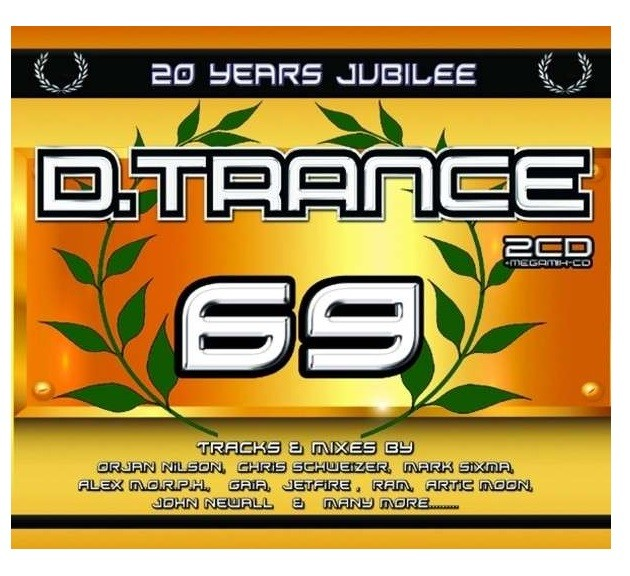 d trance 69 cover