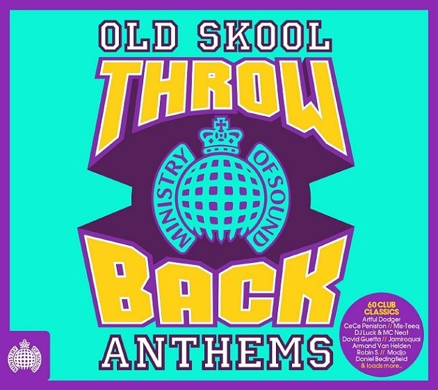 Ministry of Sound Throwback Old Skool Anthems