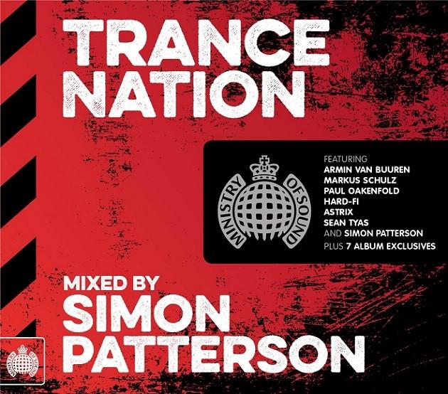 Ministry of Sound Trance Nation 2015