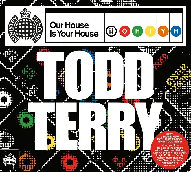 Our House Is Your House Todd Terry