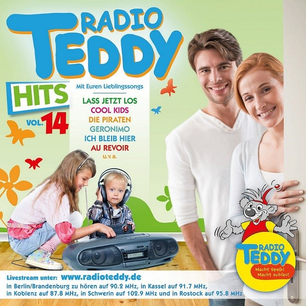 Radio Teddy Hits 14