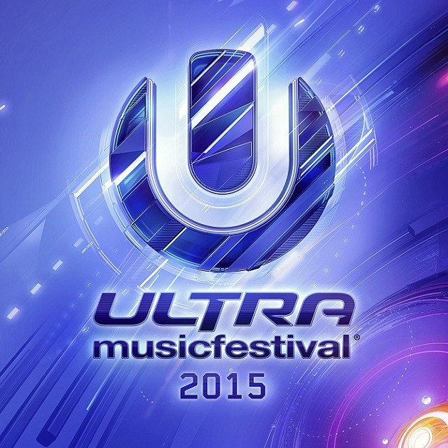Ultra Music Festival 2015 Cover