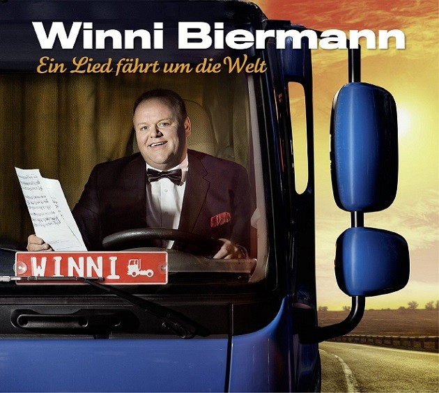 Winni Biermann - Ein Lied fährt um die Welt