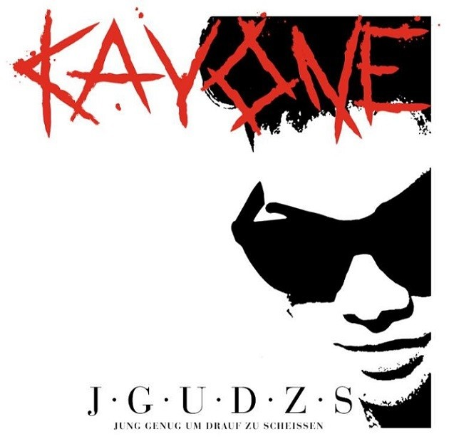 Kay One - J.G.U.D.Z.S cover