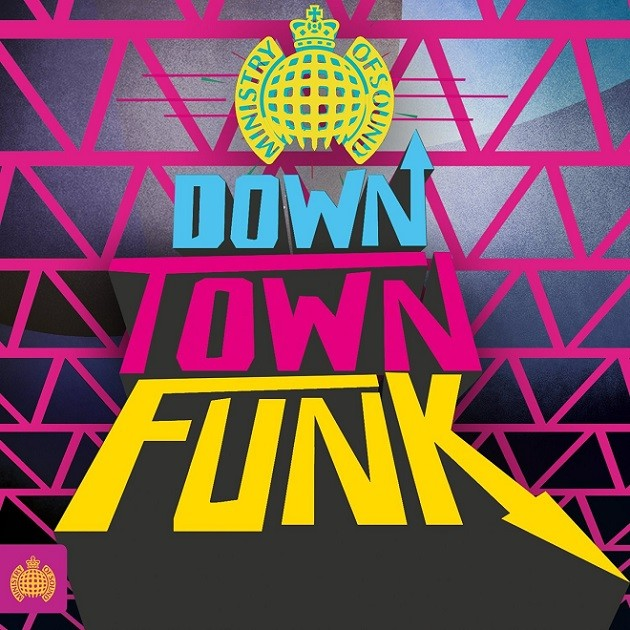 Ministry of Sound - Downtown Funk