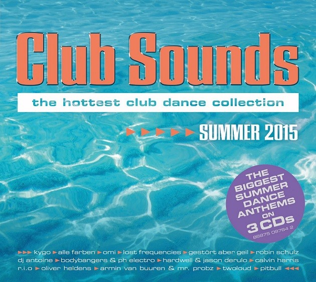 Club Sounds Summer 2015
